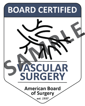 Vascular Surgery Website Badge