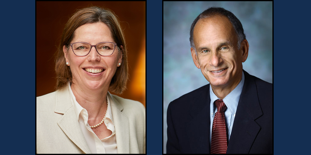 Dr. Bruce A. Perler and Dr. Mary E. Klingensmith Appointed Vice Presidents of ABS